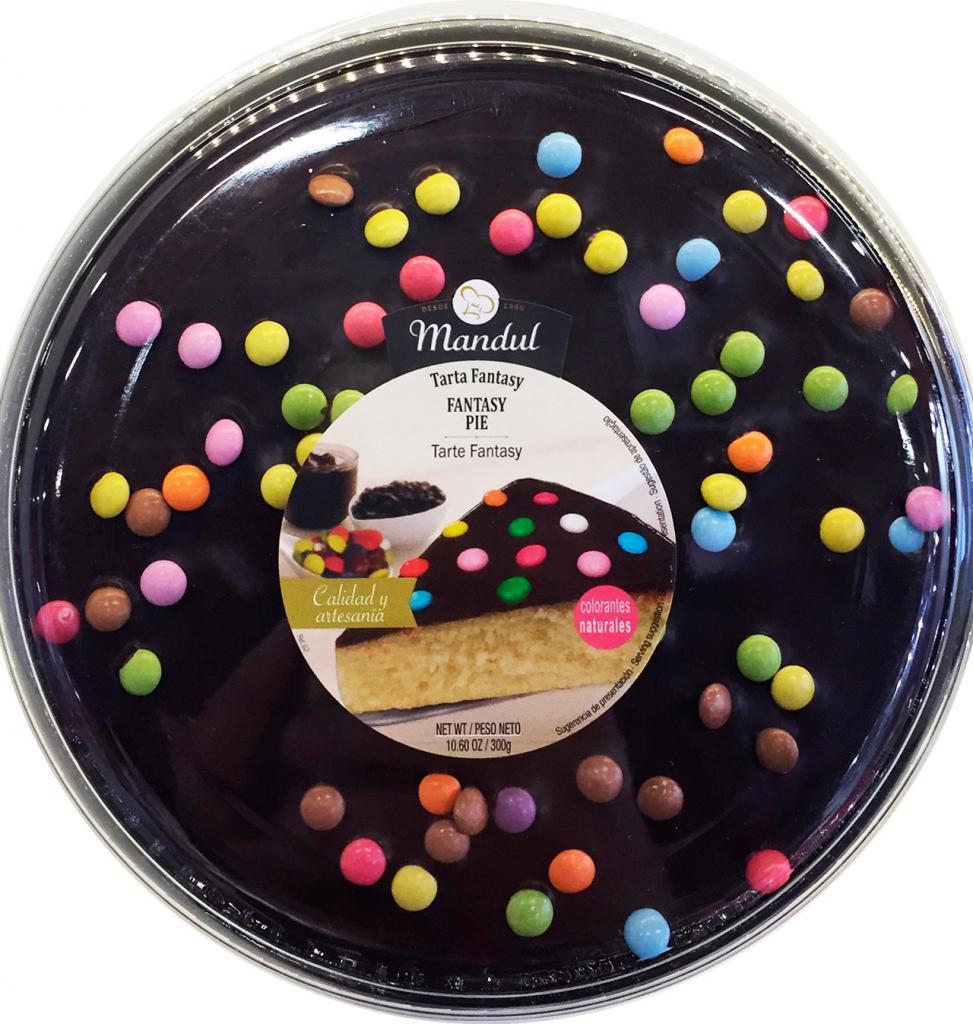 Etiquetas adhesivas para pastelería