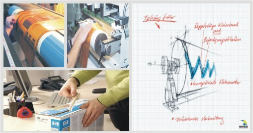 Industria Gráfica, Papel, Cartón 1